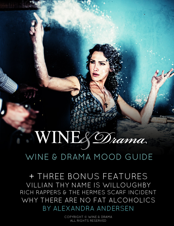 Wine & Drama Free Mood Guide