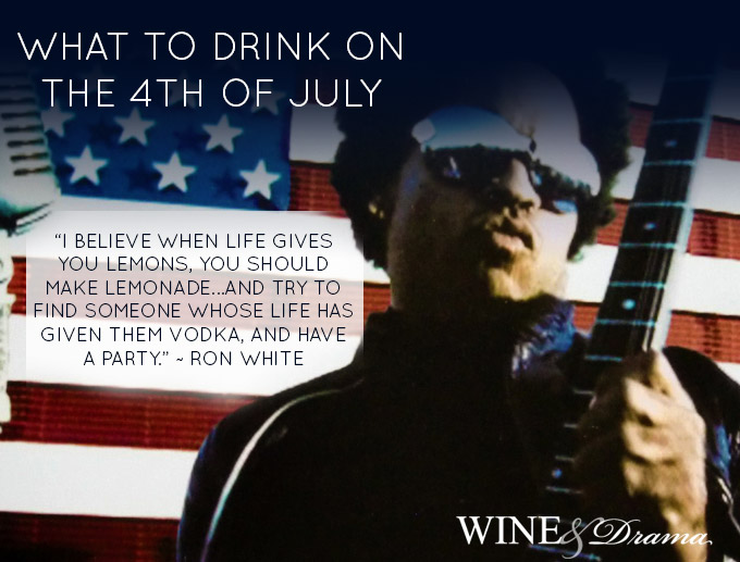 What to Drink on 4th of July
