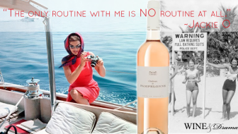 Rich Rappers, Chateau de Pampelonne Rose, and the Hermes Scarf Incident