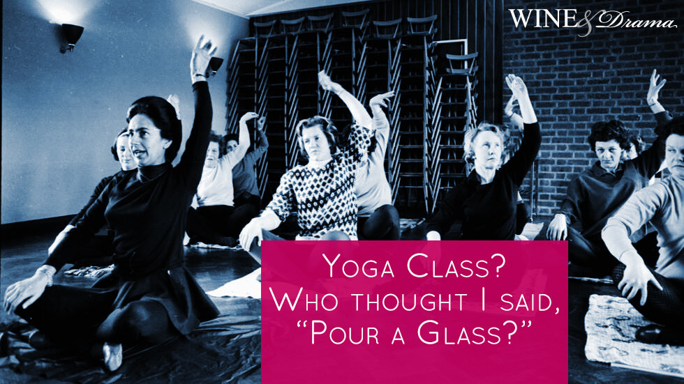Do You Have a Yoga Loving Mom Who Likes to Drink Wine?